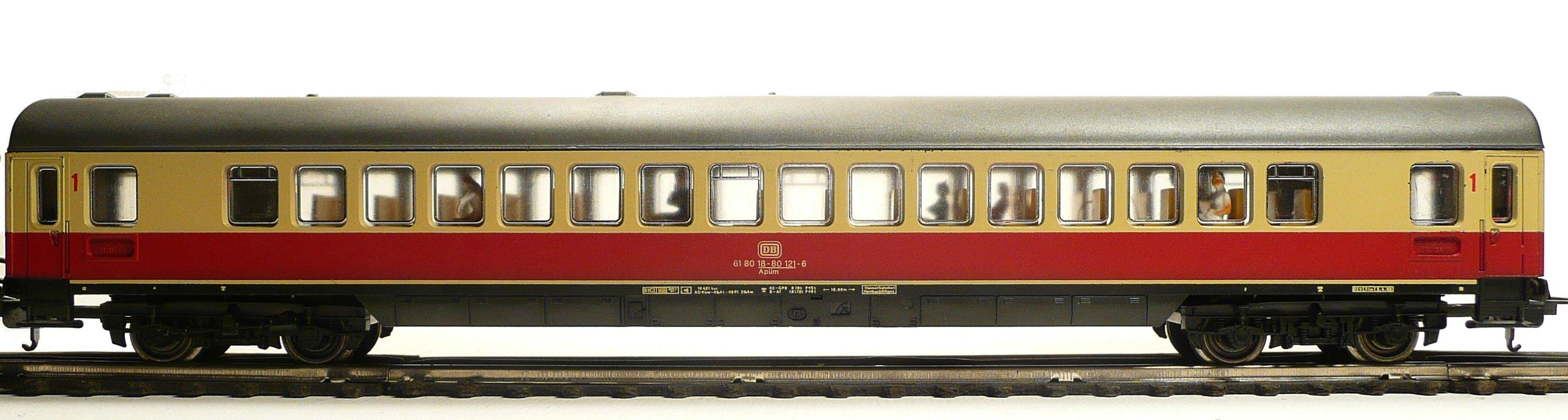 Modellbahn Ellok 112 Trix Express