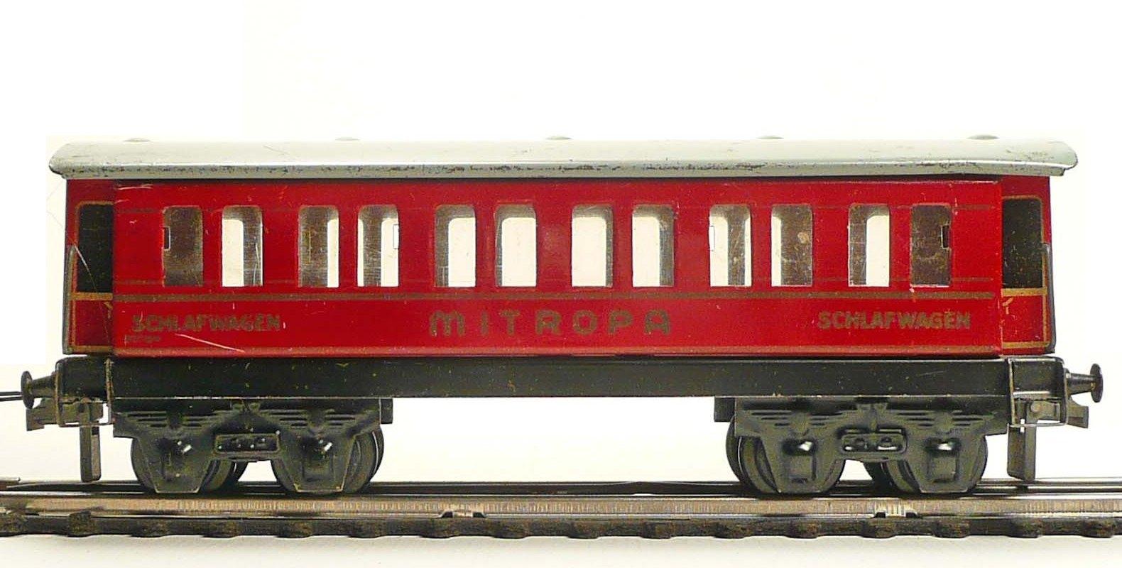 Modelleisenbahn B-Lok