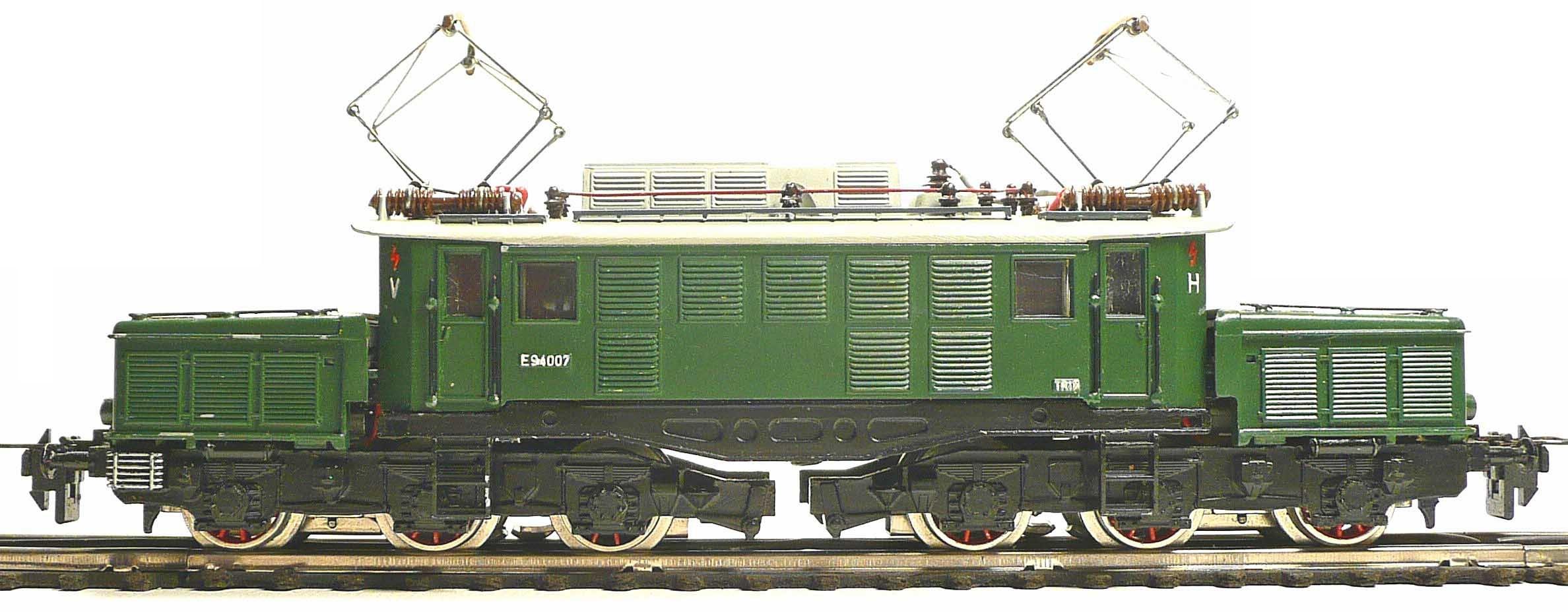 Modellbahn E94 Trix Express: http://trix.tritthart.net/E94.html